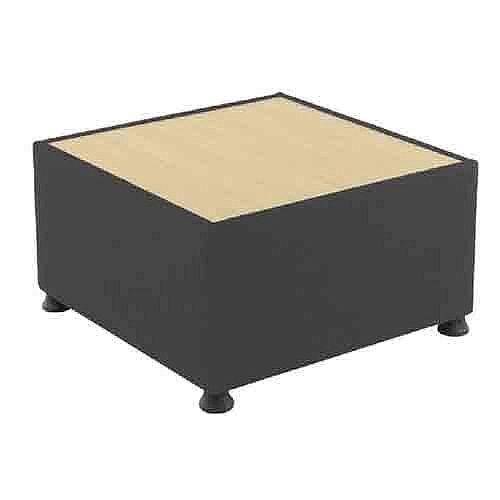 Charcoal &Beech Coffee Table For Arista Modular Reception Unit KF74205
