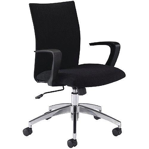 Arista Soho Black Office Chair KF74824
