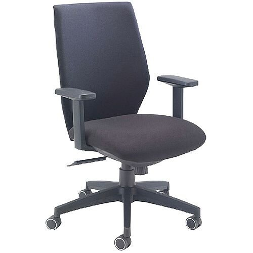 Arista Task Black Office Chair KF74285
