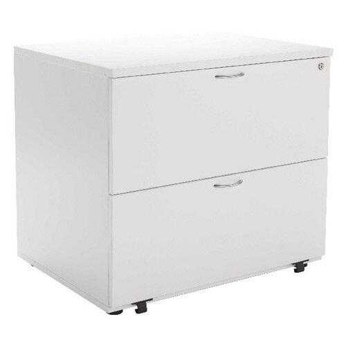 Jemini 2 Side Filer White KF78665