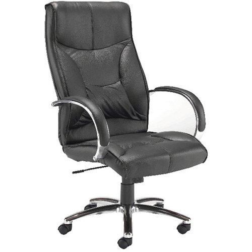 Arista High Back Leather Executive Chair KF78701
