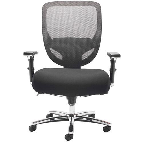 Avior Congo Big and Tall Heavy Duty Office Chair Black KF79140