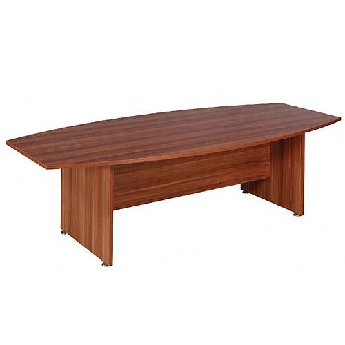 Avior 2400mm Boardroom Table Cherry