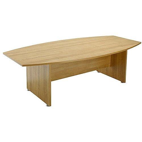 Avior 1800mm Boardroom Table Natural
