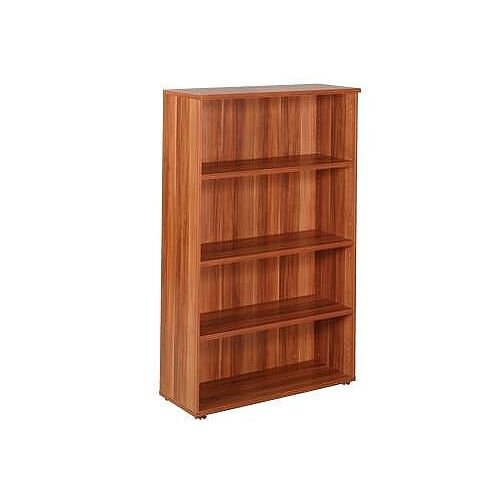 Bookcase 1600mm Cherry Avior
