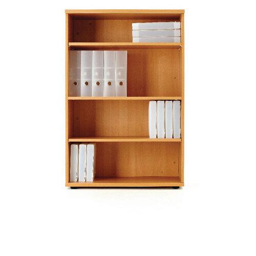 First 1200mm Bookcase Beech KF839214
