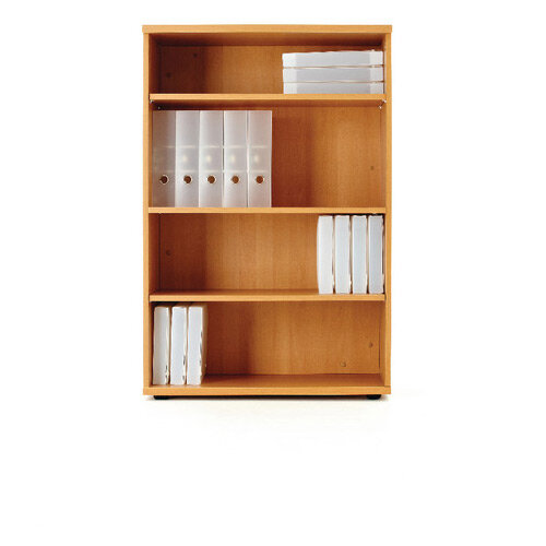 First 1200mm Bookcase Oak KF839215