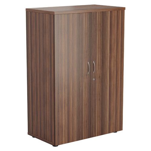 Jemini Grey Oak 1200mm 1 Shelf Cupboard KF840143