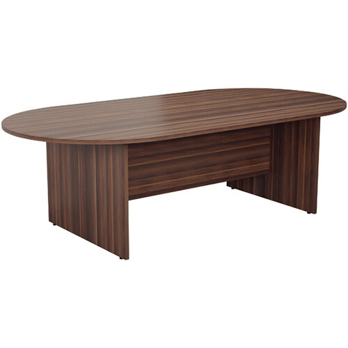 Jemini Grey Oak 2400mm Meeting Table KF840160