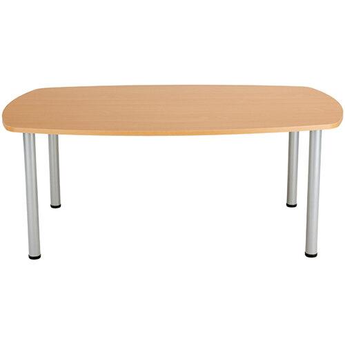 Jemini Beech 1800mm Boardroom Table KF840174