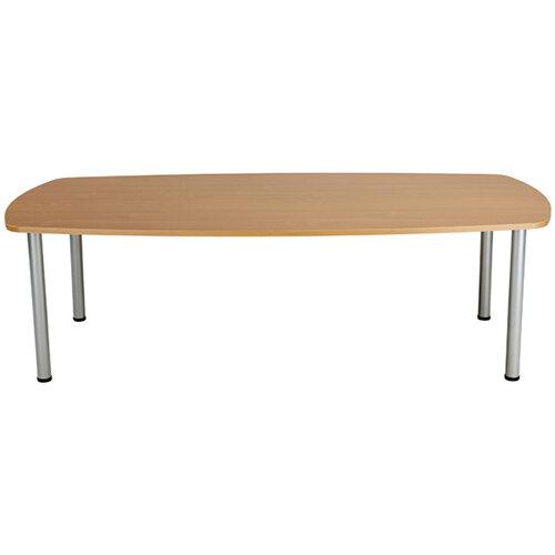Jemini Oak 1800mm Boardroom Table KF840179