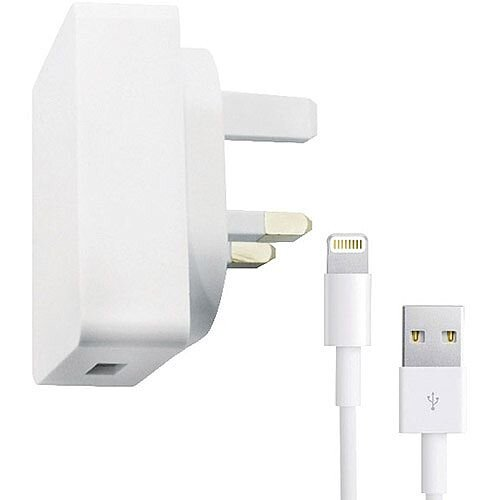 Reviva Lightning Cable and USB Mains Charger 22460VO11