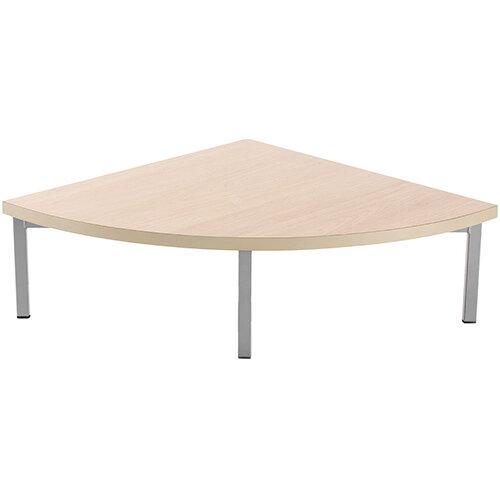 Kraft corner unit table 700mm x 700mm - made to order
