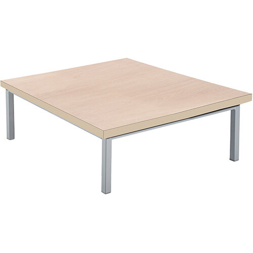Kraft square coffee table 700mm x 700mm - made to order