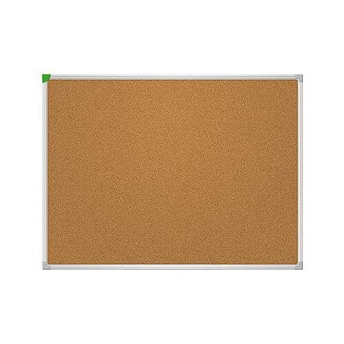 Franken Cork Board U-Act!Line Aluminium Frame 800 x 600mm KT946080
