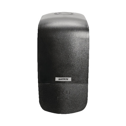 Katrin Inclusive Mini Soap Dispenser Black 500ml 92186