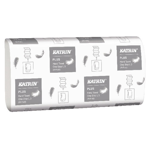 Katrin Plus M Fold Hand Towel Pack of 1890 344020