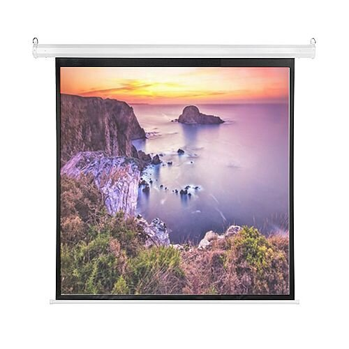 Franken ValueLine Electric Roll-up Projector Screen W2000 x H2000mm