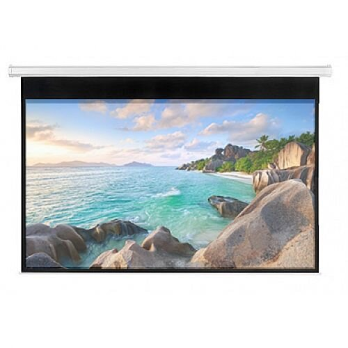 Franken ValueLine Electric Roll-up Projector Screen W3000 x H1690mm