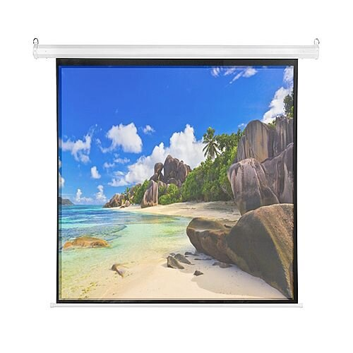 Franken ValueLine Electric Roll-up Projector Screen W3000 x H3000mm