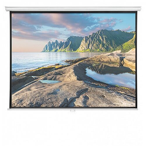 Franken ValueLine Roll-up Projector Screen W2000 x H1500mm