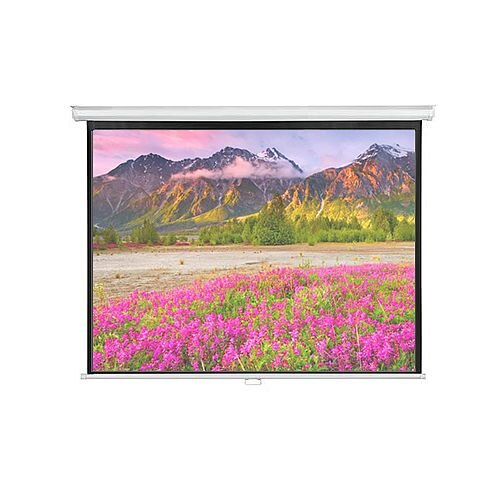 Franken ValueLine Roll-up Projector Screen W2400 x H1800mm