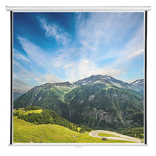 Franken ValueLine Roll-up Projector Screen W2400 x H2400mm