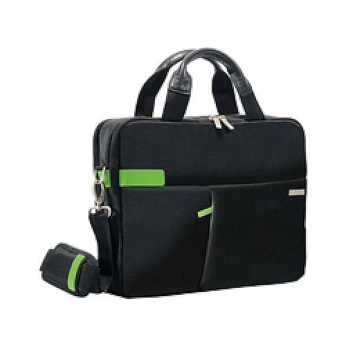 Leitz Complete 13.3 inch Laptop Smart Traveller Laptop Bag Black 60390095