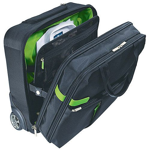 can i take a carry on and a laptop bag