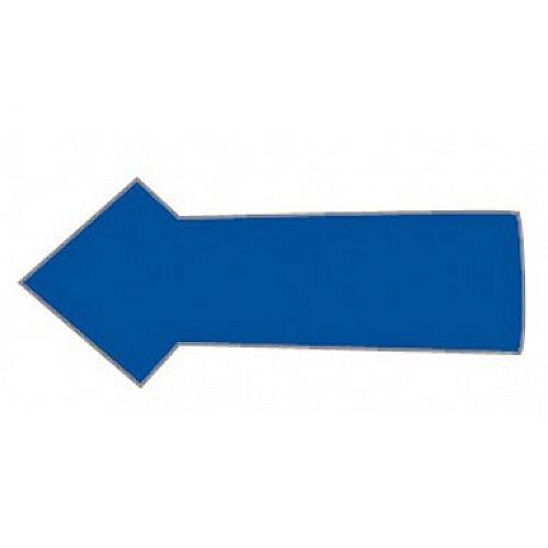 Franken Magnetic Blue Arrow Symbols Pack of 30 M860 03