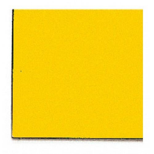 Franken Magnetic Yellow Square Symbols Pack of 112 M866 04