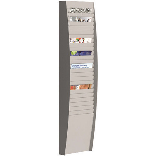 Fast Paper A4 Document Control Panel 25 Compartments Grey V125.02