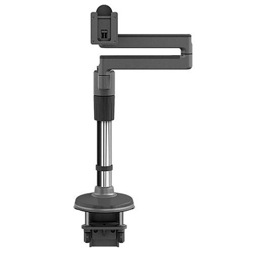 HumanScale MF2BB M/Flex Single Monitor Arm Black