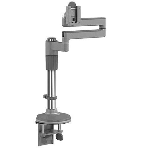 HumanScale MF2BS M/Flex Single Monitor Arm Grey