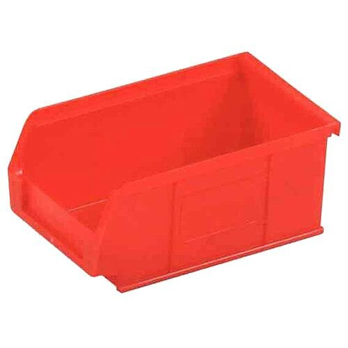 Barton TC2 Small Parts Storage Drawers Semi-Open Front Red 1.27 Litre 165x100x75mm Pack of 20 010022