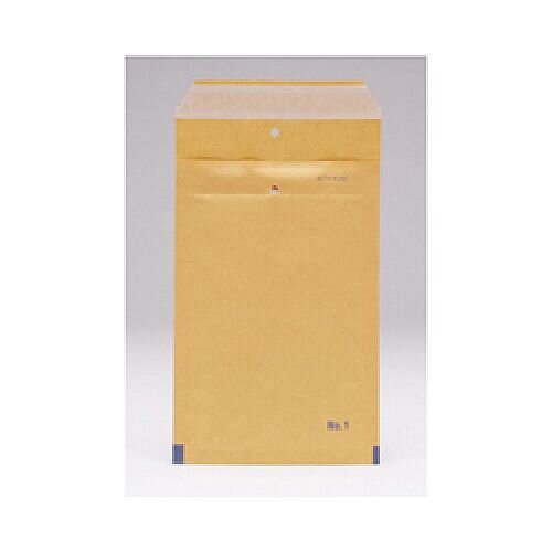 Go Secure Bubble Lined Envelopes Size 1 100 x 165mm Brown (Pack of 100) ML10038