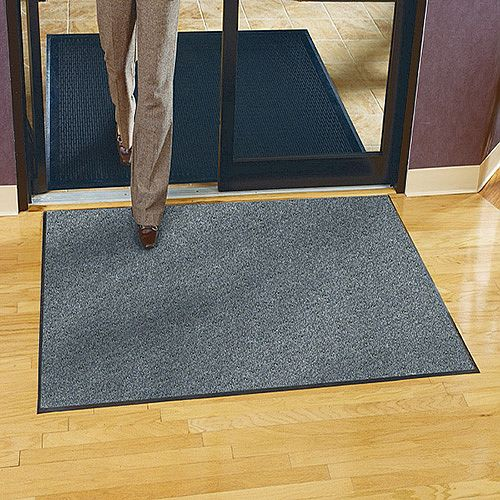 Millennium Mat Platinum Series Floor Mat 910 x 1520mm Grey 84030530