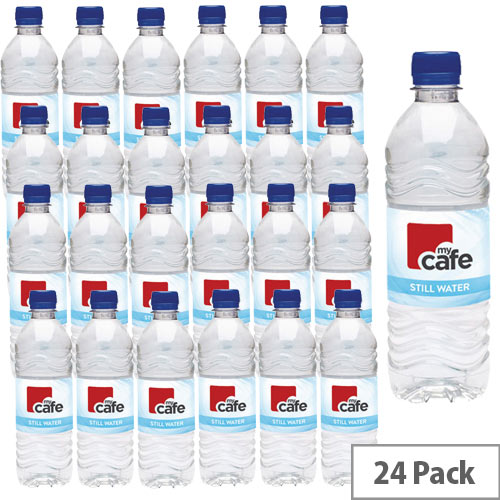 MyCafe Natural Still Water 500ml 24 Bottles 0201030