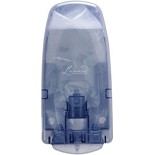 Leonardo Blue Foam Soap Dispenser Capacity 400ml Blue Pack 1 DSSA01