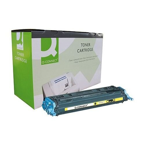 HP 124A Compatible Cyan LaserJet Toner Cartridge Q6001A Q-Connect