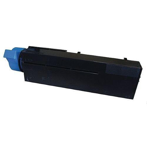OKI 44574702 Compatible Black Toner Cartridge Q-Connect