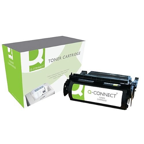 Lexmark 1382925 Compatible Black Toner Cartridge Q-Connect