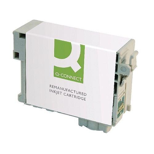 Epson 27XL Compatible Magenta Alarm Clock Inkjet Cartridge C13T271340 Q-Connect