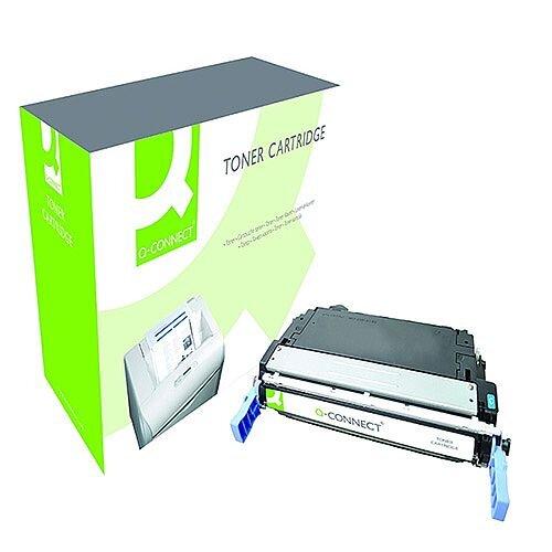 HP 643A Remanufactured Cyan Laserjet Toner Cartridge Q5951A Q-Connect