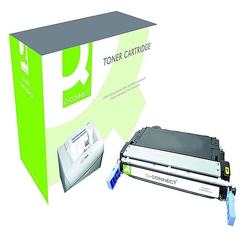 HP 643A Remanufactured Yellow Laserjet Toner Cartridge Q5952A Q-Connect