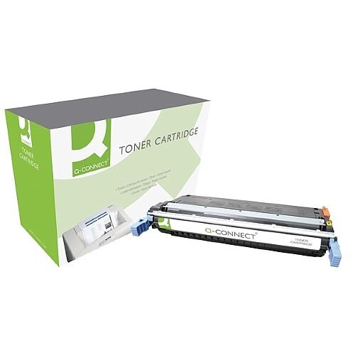 HP 645A Compatible Yellow Laser Toner Cartridge C9732A Q-Connect
