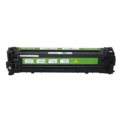 HP 125A Compatible Yellow Laser Toner Cartridge CB542A Q-Connect