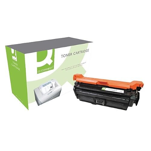 HP 649X Compatible Black High Capacity Toner Cartridge CE260X Q-Connect