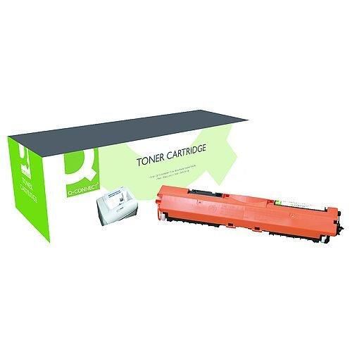 Q-Connect HP 130A Toner Cartridge CF350A Black CF350A-COMP