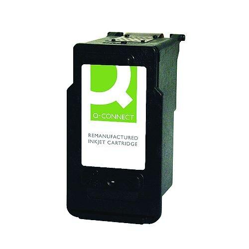 Q-Connect HP 301 N9J72AE Ink Cartridge Pack Black Colour Pack of 2 N9J72AE-COMP